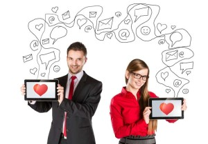 Ищем любовь в интернете?