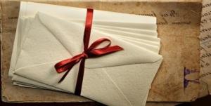Знакомство. Первые письма