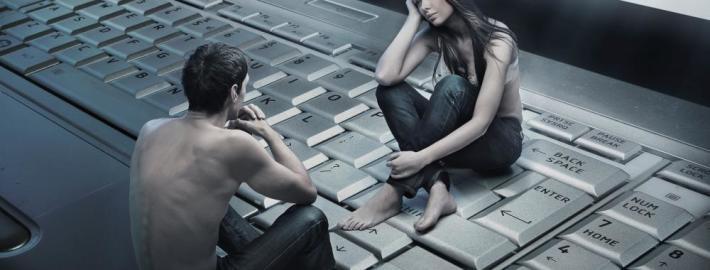 Виртуальный секс: хорошо или плохо?