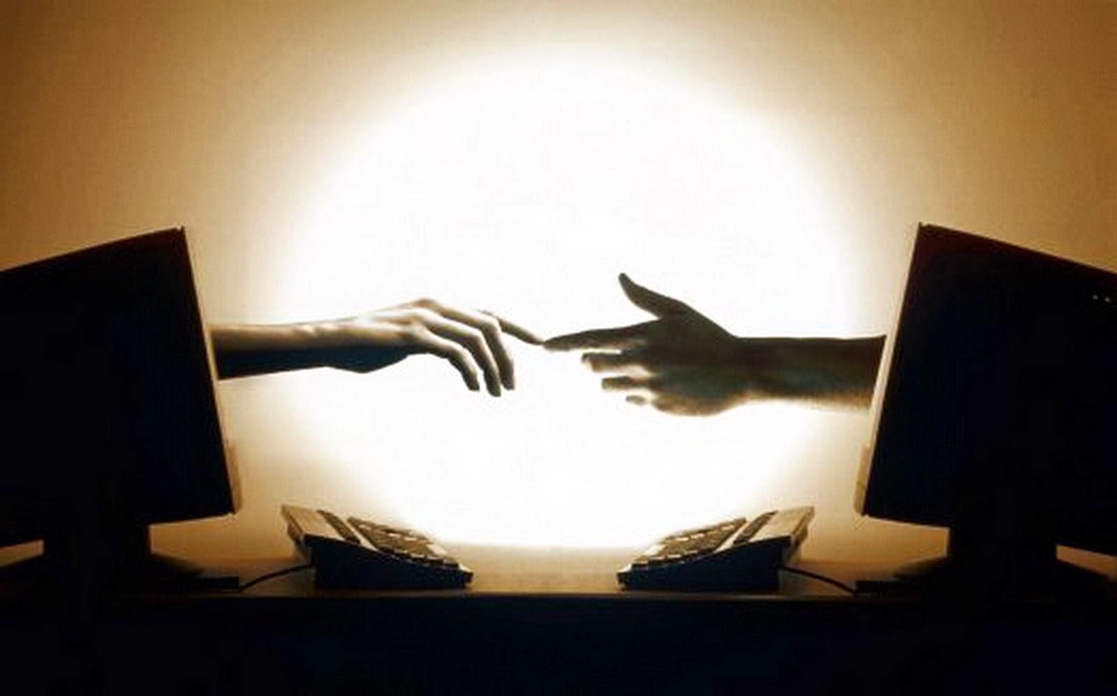 Обьяснить что значит виртуальный секс