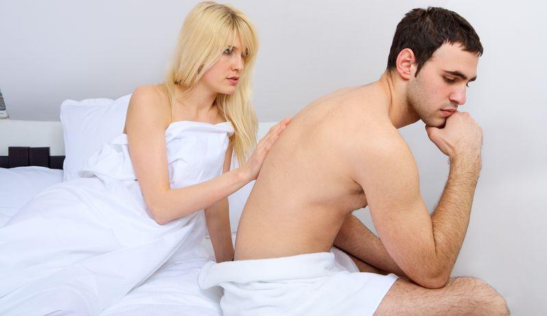 Лечение сексуальной слабости у мужчин делах